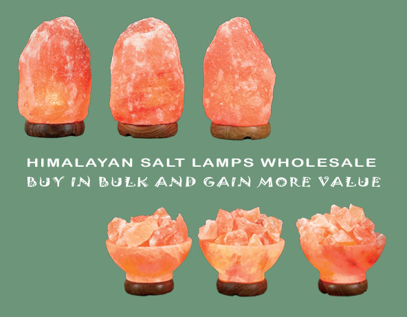 Himalayan Salt Lamps Wholesale Information
